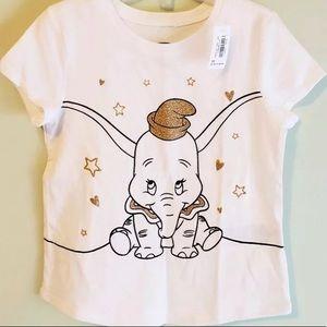 Glitter ✨ girls 🐘 Disney dumbo shirt